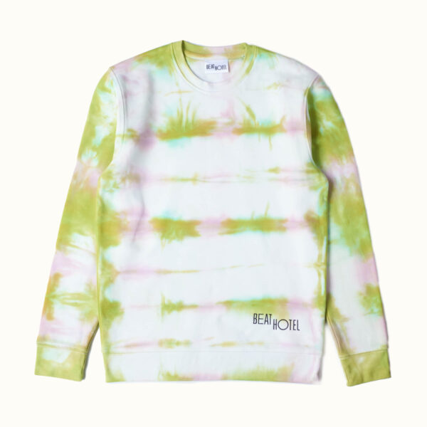 Beat Hotel x Stain Shade Far Out Collection - Tie Dye Sweatshirt