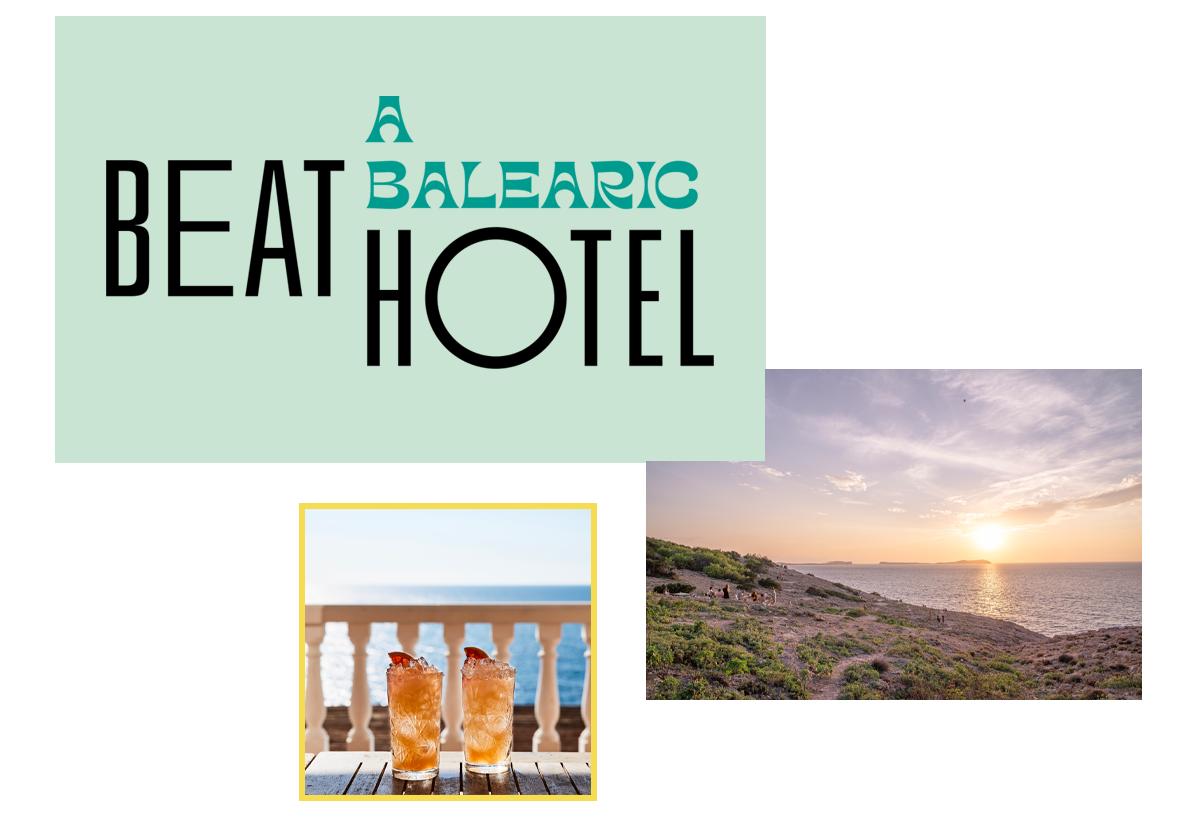 Beat Hotel Festival - Glastonbury Marrakech Ibiza