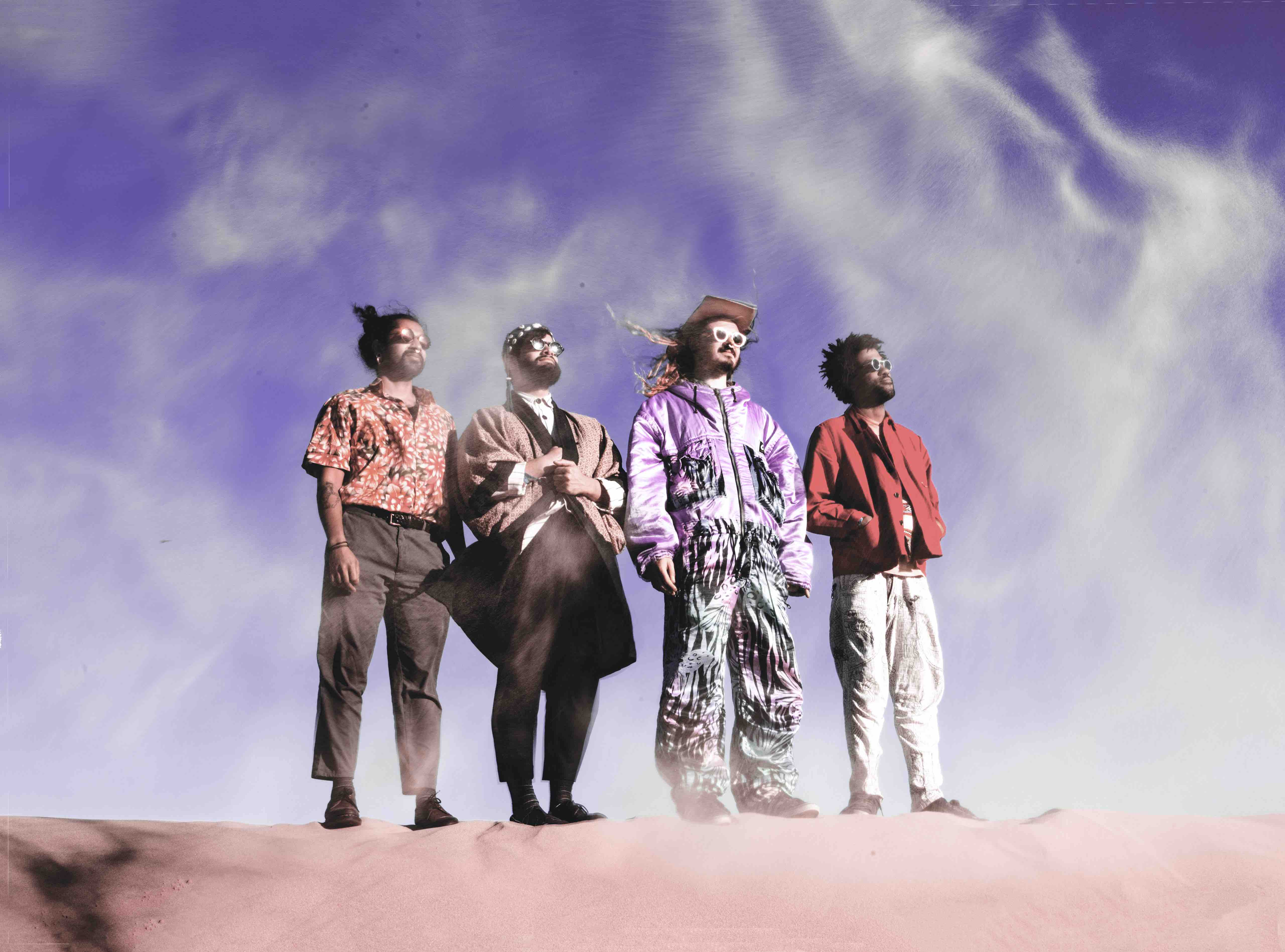 Beat Hotel The Bar - Friday Night In Playlists by Flamingods
